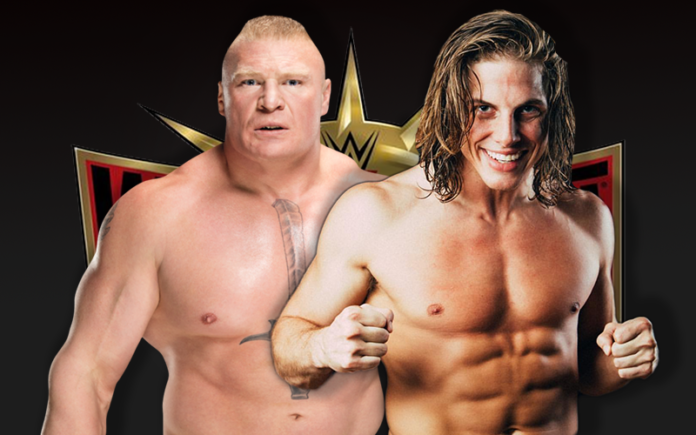 Brock Lesnar And Matt Riddle found themselves in a backstage verbal blow out at WWE  Royal Rumble 2020. The unscripted argument that was also not part of any storyline.