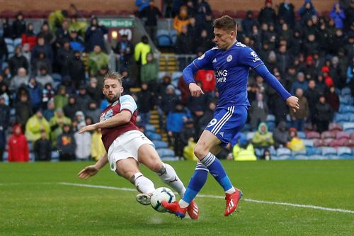 Burnley take on Leicester City today as they try to distance themselves from relegation in the Premier League. With the Clarets sitting on 15th on the League table, 2 points clear of relegation and having lost their last 4 games.