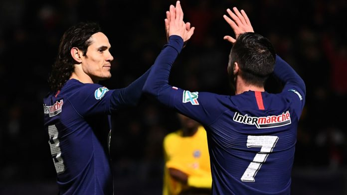 ESA Linas-Montlhery were handed a bitter-sweet defeat when they played PSG and lost 0-6 in the French Cup. ESA Linas-Montlhery is made up of die-hard Paris Saint-Germain fans who revelled in the opportunity to play side by side with their heroes.