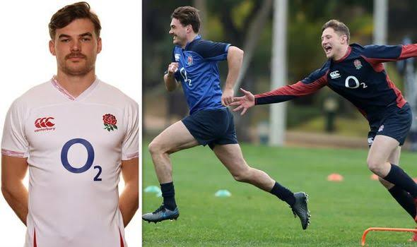 George Furbank will make his England debut as they take on France at the Six Nations on Sunday. The 23-year-old Northampton full-back will be replacing Anthony Watson still out due to a calf injury.