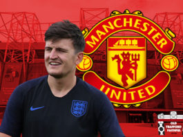 Ole Gunnar Solskjaer has named Harry Maguire the new Manchester United captain. He will be replacing Ashley Young who is scheduled for a move to Inter Milan pending his medicals today.
