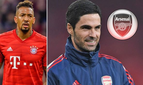 Arsenal manager Mikel Arteta may have his sights on a big signing from Bundesliga giants Bayern Munich as the club go after Jerome Boateng.