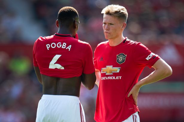 Ole Gunnar Solskjaer has some tough decisions to make concerning his midfield as both Paul Pogba and Scott McTominay have been sidelined from the Manchester United squad due to injuries.