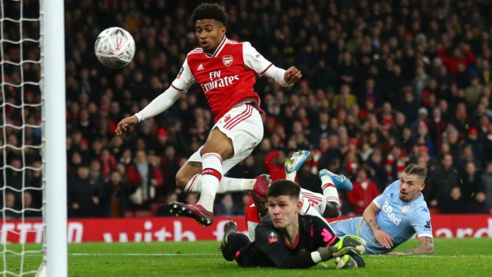 Marcelo Bielsa gave Arsenal a run for their money as the Gunners managed to scrape a 1-0 win against Leeds in their FA cup game. Mikel Arteta did not mince his words when expressing his disappointment in Arsenal's first-half performance.