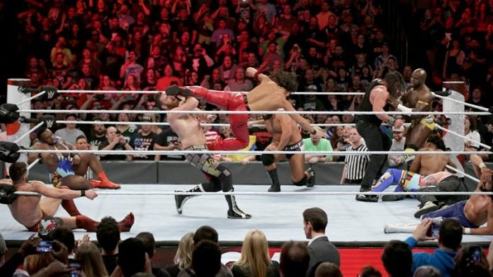 The WWE Royal Rumble 2020 takes place on 26 January and will include Former UFC Heavyweight Champion Cain Velasquez who has his eyes set on taking out Brock Lesnar.