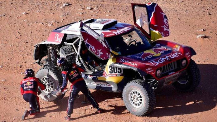 Carlos Sainz is the winner of Saudi Arabia's first-ever Dakar Rally having now won the grueling competition for the third time. Sainz who represented X-raid Mini in Dakar 2020 has previously won the rally with Volkswagon in 2010 and Peugeot in 2018.