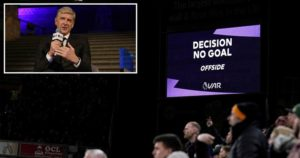 Arsene Wenger pushed for changes in the VAR offside rule at the International Football Association Board (IFAB) meeting and FIFA President Gianni Infantino has given him his full support.