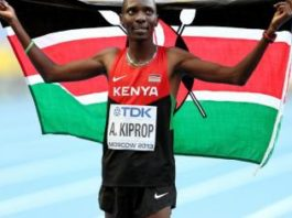 Kenyan World Championship runner  Asbel Kiprop is now looking to compete in the world of motorsports after being banned from athletics after testing positive for doping.