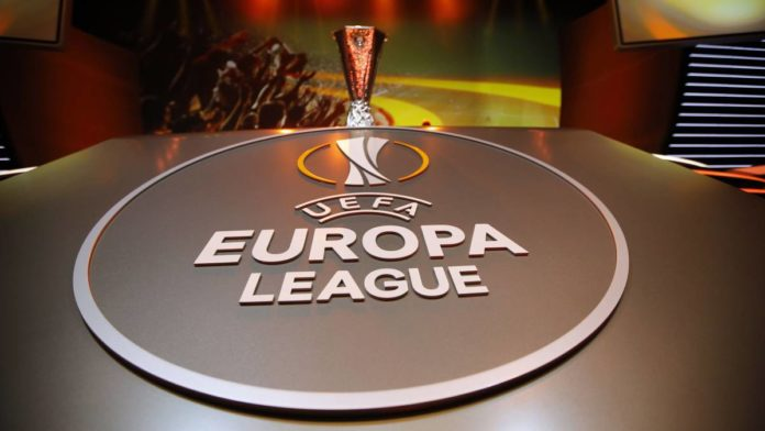 The draw for the UEFA Europa League Round of 16 takes place Friday 28 February with the teams waiting to see who they will be paired up against.
