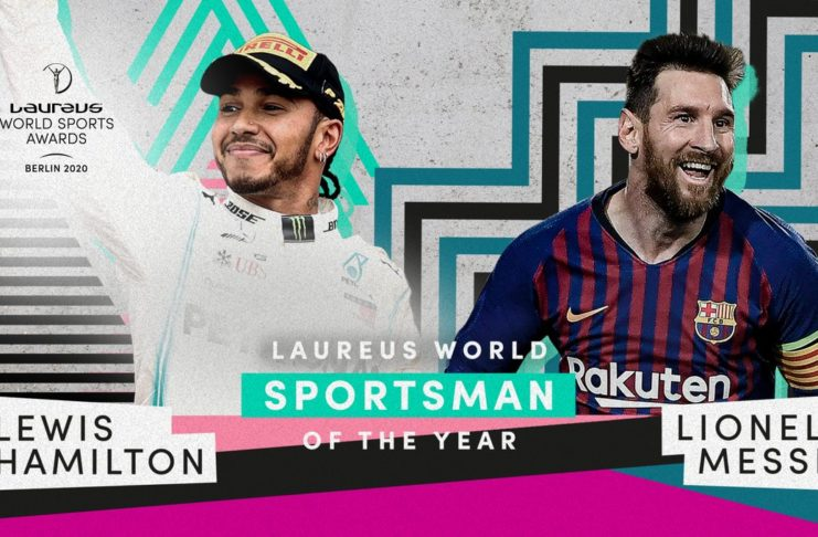 Football legend and GOAT Lionel Messi has gone on to break another record as he becomes the first footballer to win the Laureus Sportsman of the Year award.