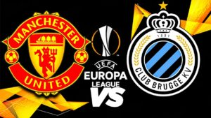 Manchester face Clubb Bruge in Europa League tonight