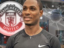 Coronavirus fears have not only resulted in Manchester United changing hotels but also in banning Odion Ighalo from their Carrington training base.