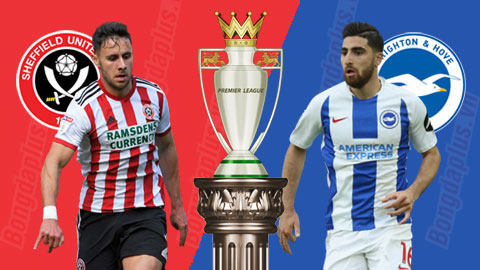 Sheffield United will host Brighton in their Premier League encounter today as Sheffield looks for a top 4 spot while Brighton fights off a relegation.