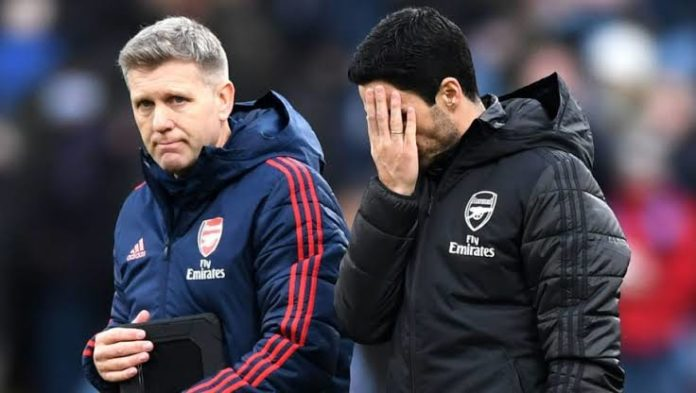 Arsenal recorded their 4th consecutive Premier League draw as they were held 0-0 against Burnley. Mikel Arteta went on to blame the Turf Moor pitch for his side's inability to fully perform during the match.