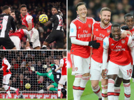 Arsenal have their Champions League (CL) hopes renewed after the Premier League (PL) winter break with a comfortable 4-0 win over Newcastle and the news of the Manchester City Ban.