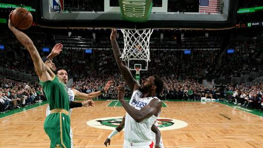 Jayson Tatum led the Boston Celtics to a hard-earned 141-133 win over LA Clippers in the last game before the NBA All-Star break.