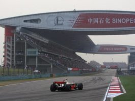 The Formula 1 Chinese Grand Prix which was scheduled to be held in Shanghai on April  19 is most likely to be postponed due to the Coronavirus outbreak.