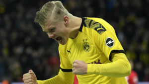 The first leg of UEFA Champions League round of 16 kicks off tonight with Dortmund taking on visiting PSG at Westfalenstadion in Germany.