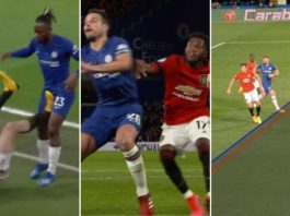 It seemed that VAR and not the actual football was the deciding factor in the Premier League match as Chelsea lost to Manchester United 0-2. Frank Lampard along with most Chelsea supporters were totally gutted at the decisions made by the video assistant technology.