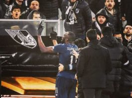 Porto striker Moussa Marega walked off the pitch amid a slur of racist chants after scoring the winning goal for Porto as they beat Vitoria Guimaraes 1-2.