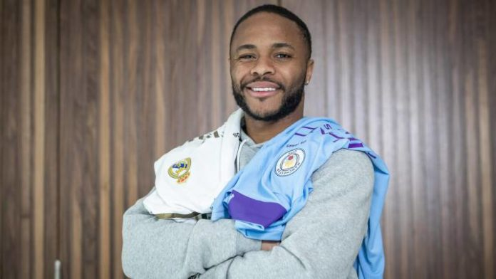 Raheem Sterling has reiterated his commitment to Manchester City should their 2 year UEFA ban stand but has eyes on a future with Real Madrid when his contract with City ends.