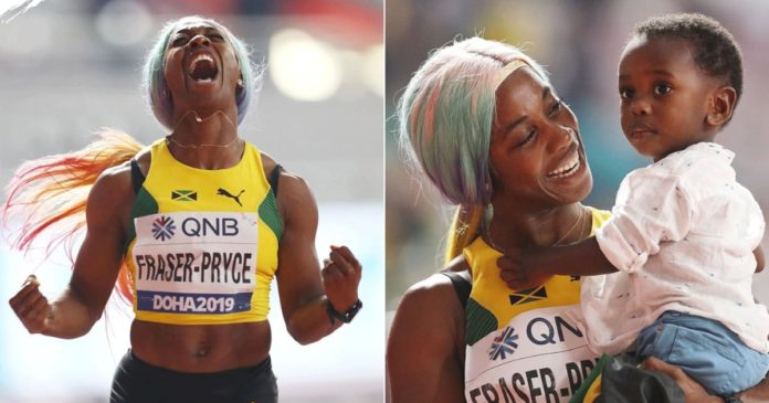 33-year-old Jamaican athlete Shelly-Ann Fraser-Pryce is looking to continue her dominance in the 100m sprint at the Tokyo 2020 Olympics.