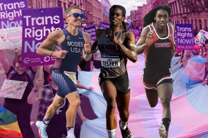 The athletics world is about to undergo a pivotal stage as female athletes now turn to fight for an even playing field by excluding transgender athletes from competing.