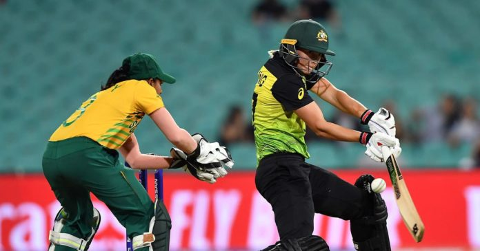 Defending champions Australia are through to the women's T20 World Cup final after knocking out South Africa in the semis. They now face India, who qualified without having even faced a ball in the semi-finals against England.