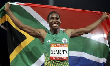 South African female track athlete Caster Semenya will be making her return to the global stage at Tokyo 2020 with the 200m gold medal in her sights.