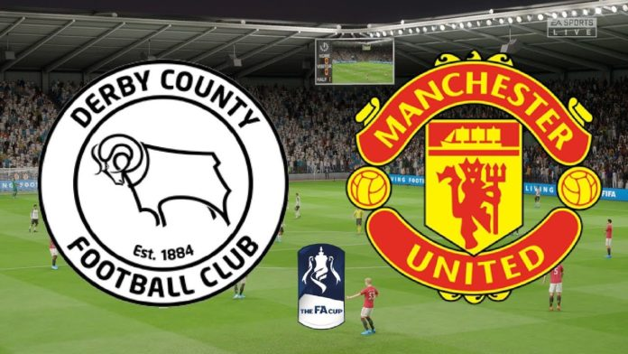 Manchester United fans will get to see former player Wayne Rooney back in action as Derby County take on Manchester United in the 5th round of the FA cup.