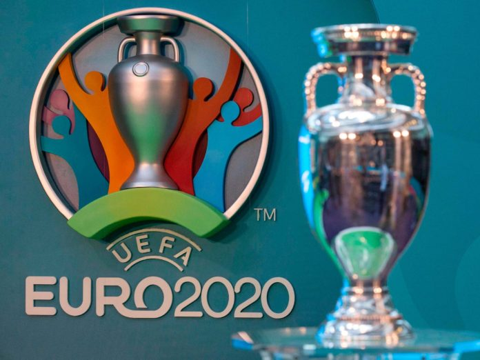 UEFA officials say that the Coronavirus will not affect Euro 2020 play-offs such as the England vs Italy match scheduled later this month at Wembley.