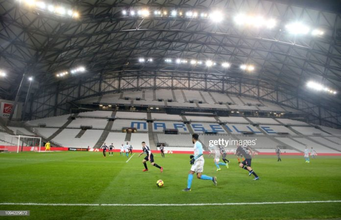 French Sports Minister Roxana Maracineanu has announced that all Ligue 1 football matches will be played behind closed doors until 15 April so avoid the spread of the Coronavirus.