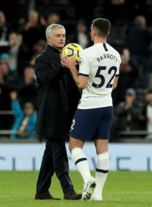 As Tottenham Hotspurs take on Norwich in the 5th round of the FA Cup, Tottenham fans will be looking to see if Jose Mourinho finally gives Troy Parrot a chance to prove his worth.