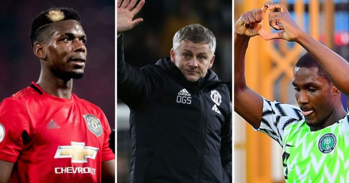 Manchester United manager Ole Gunnar Solskjaer stated that Paul Pogba will not be leaving the club, also hinting a possible extension for Odion Ighalo.