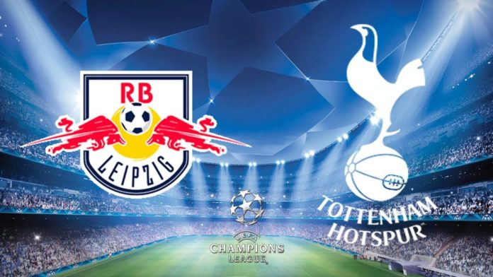 The 2nd leg of the UEFA Champions League continues today with RB Leipzig hosting Tottenham Hotspurs to see which team will progress through to the quarter-finals.