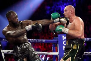 The Tyson Fury and Deontay Wilder saga will now be a trilogy feature as the former World Boxing Council Heavyweight has called for a rematch scheduled for June 20