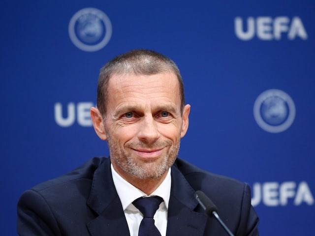 UEFA have announced that they may have three different options available on how they can finish off the 2019/20 season should the Coronavirus pandemic improve.