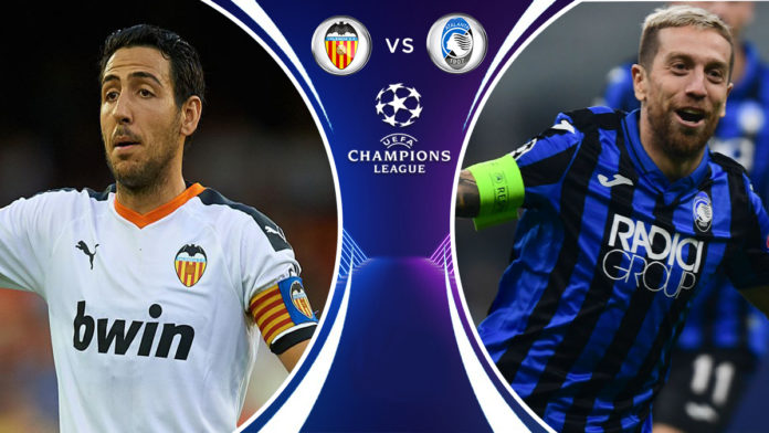 Valencia host Atalanta in the 2nd leg match of the UEFA Champions League match with their eyes set on a quarter-final spot.