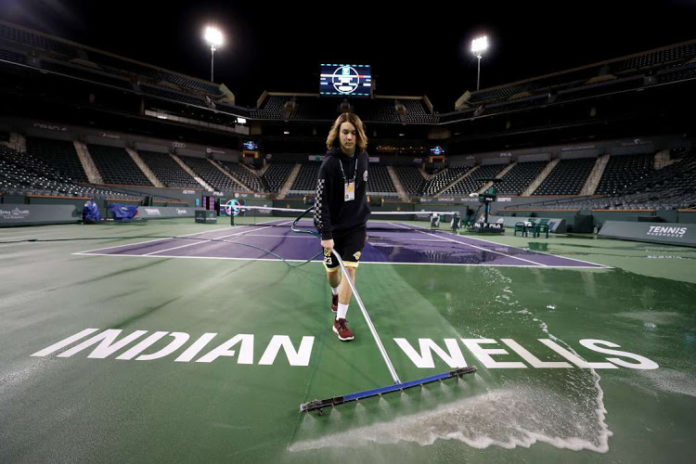 The Indian Wells has become the first major sports event in the USA to be called off due to the Coronavirus. The WTA and ATP tennis tournament which usually attracts 400,000 spectators was cancelled as Coronavirus cases in the USA continued to rise.