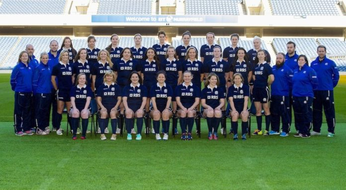 The Six Nations women's rugby match between Scotland and France has been postponed after a Scotland player tested positive for the Coronavirus. Seven teammates and management have also been quarantined for precautionary reasons.