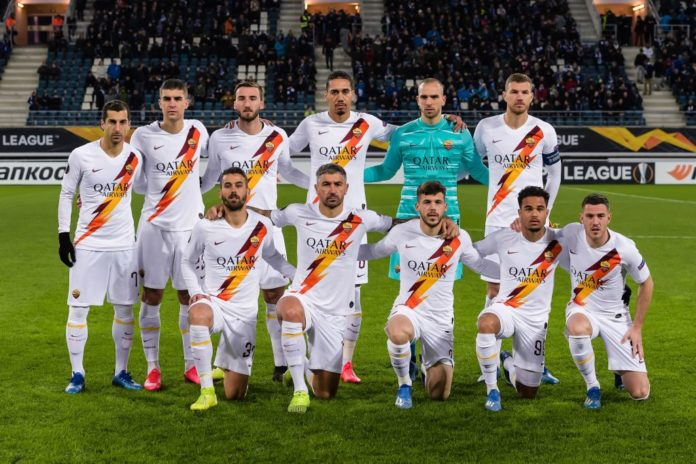 Serie A football club AS Roma players and their coaching staff agreed to go without four months salary cuts as football clubs face financial difficulties brought on due to the suspension of league games due to the COVID-19 pandemic.