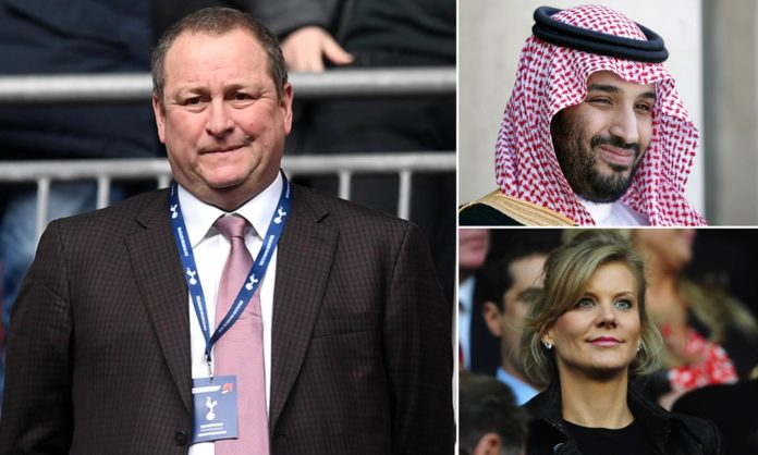 Mike Ashley is reportedly in talks with PCP Capital Partners to hand over ownership of Newcastle for around £300m as Project Zebra reaches conclusion.