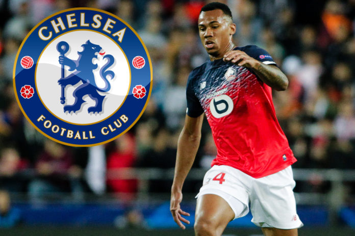 """President of French football club Lille, Gerard Lopez has described Ligue 1 defender, Gabriel Magalhaes as """"an absolute machine"""" as Premier League clubs have their eyes set on him."""