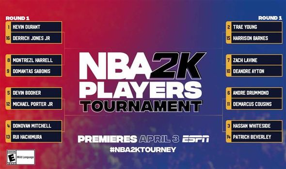 NBA players have now turned to the world of esports to pass the time as they ride out the COVID-19 pandemic as they introduce the NBA 2K20 tournament.