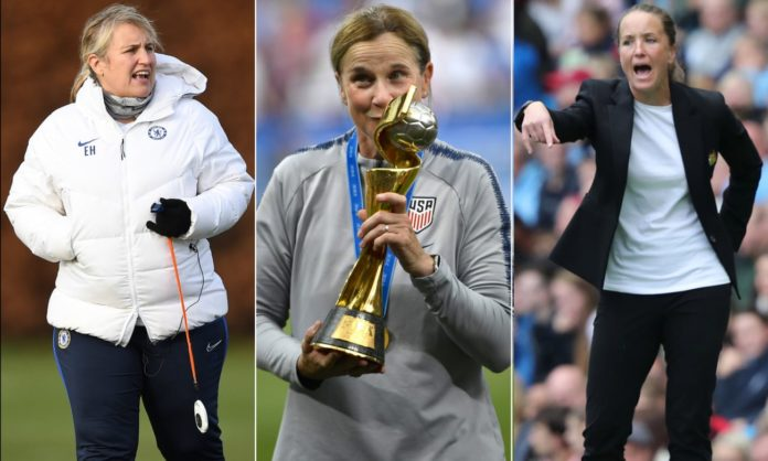 Phil Neville has announced that he will not renew his contract as the England Women's head coach. Casey Stoney, Jill Ellis, Emma Hayes and Bev Priestman are just some of the possible names floating around as possible replacements.