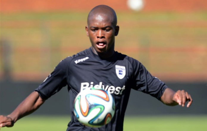 Phumlani Ntshangase, Bidvest Wits midfielder feels at home as he is on loan to Maritzburg United and he has also begun making plans to staying at the club permanently.