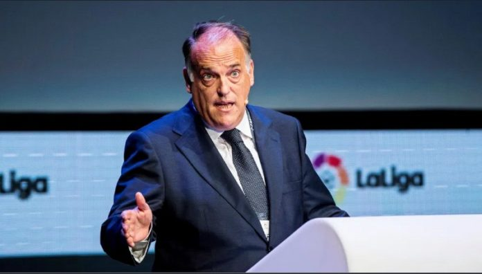 La Liga Boss Javier Tebas is eager to get La Liga back in action in May to avoid Spanish clubs from losing out on US$1.1 billion amid the COVID-19 shutdown.