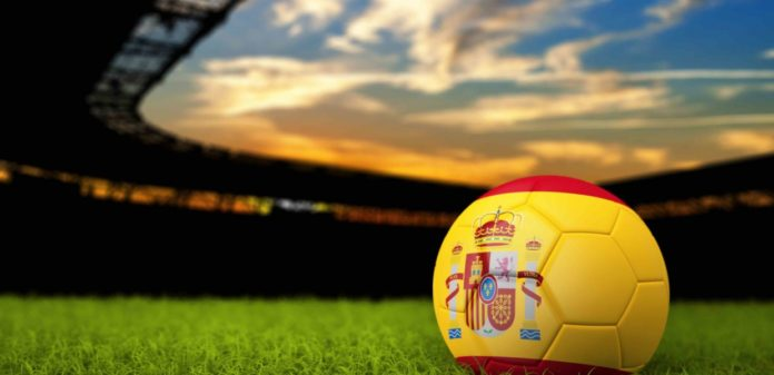 Prime Minister Pedro Sanchez announced the plans to relax the country's Covid-19 lockdown with Spain's footballers starting training next week.