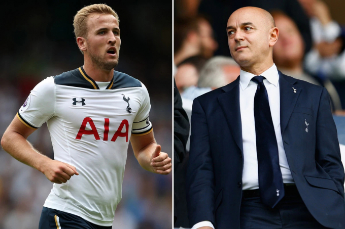 Harry Kane has put his future at Tottenham Spurs on the line after angering the club's boss Daniel Levy with comments about cancelling the Premier League season.