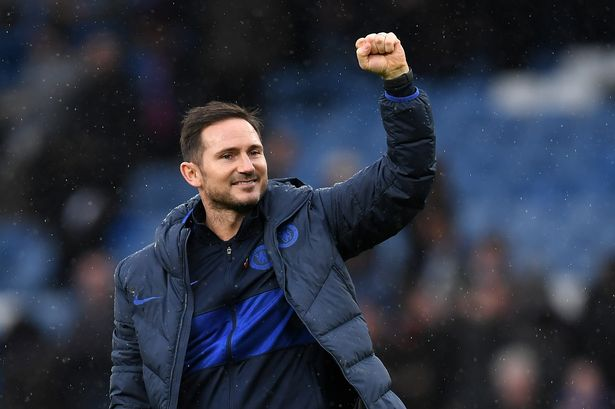 Chelsea manager Frank Lampard says he hopes players whose contracts expire in June will sign short-term deals and finish the Premier League season.